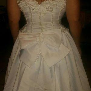 Dresses | Cinderella Style Wedding Dress | Poshmark